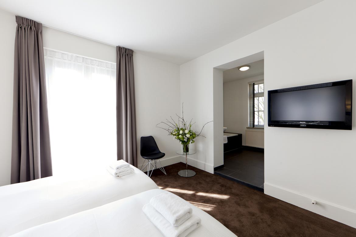 Junior Suite College Hotel Alkmaar
