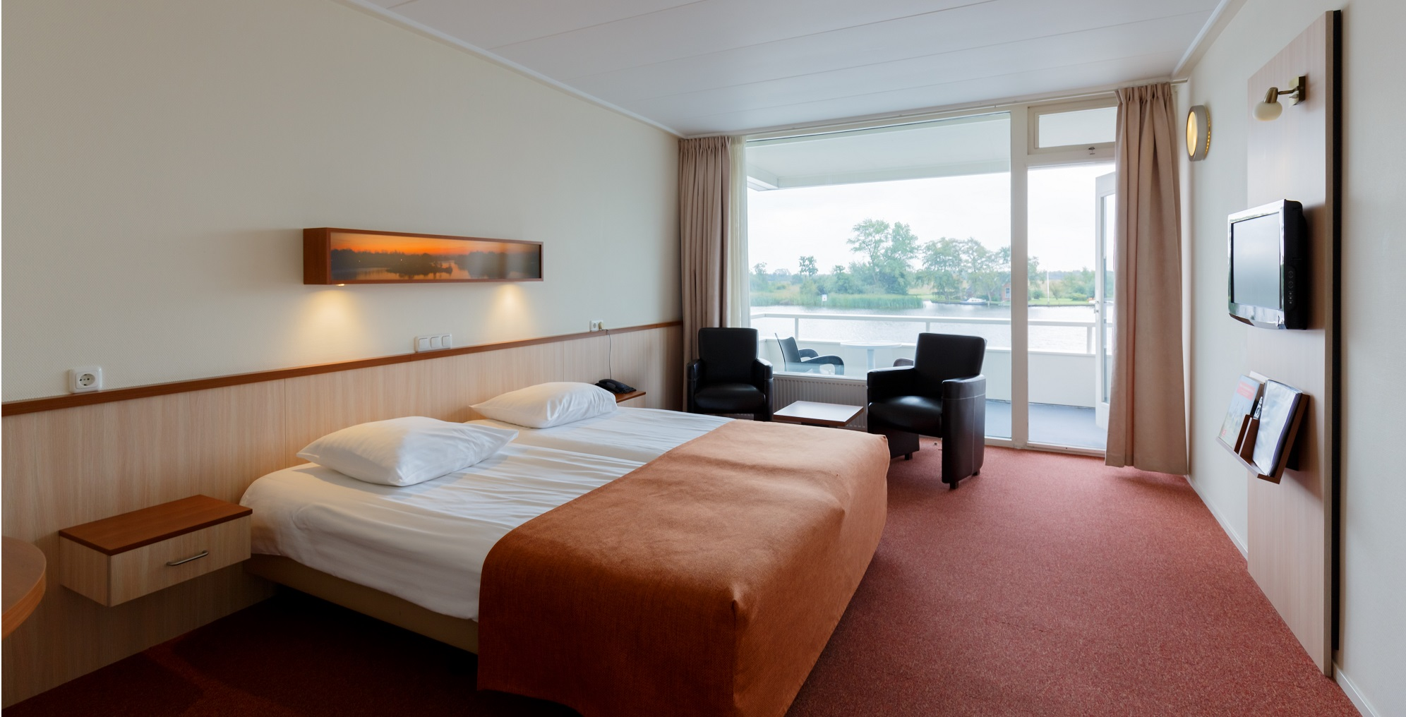 Classic hotelkamer