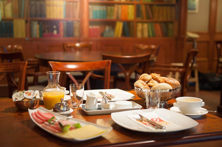 Ontbijt Hotel de Zwaan Venray