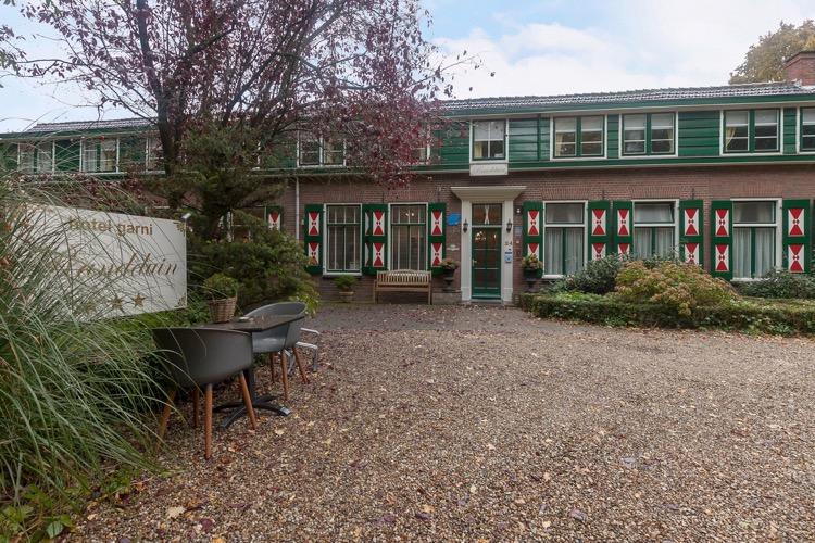 Hotel Randduin Vooraanblik